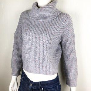 Express Sparkle Knit Sweater